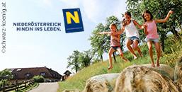 Badeurlaub in Niederösterreich